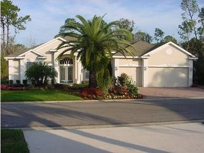 Photo for Executive Home in Gated Golf Community Near Disney