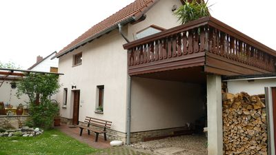 Photo for Quiet holiday house for 2 to 4 persons on the outskirts of Weimar