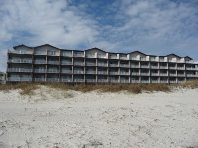 Photo for WJ 1B This ocean front stylish condo on the secluded West End of the island, is peaceful and serene.