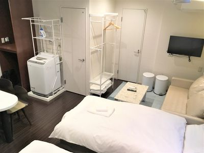 Photo for New Room 105!2 minutes on foot from Tamade Subway Station, 8 minutes on Namba Pass