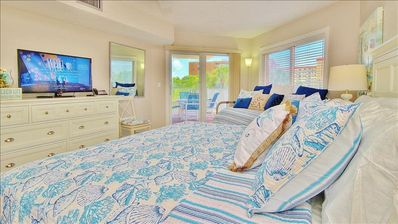 Photo for Spacious Getaway on Turquoise Waters of Indian Shores!
