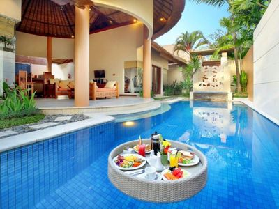 Photo for Great location in Seminyak, One Bedroom Villa with private pool