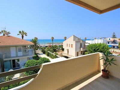 Photo for 3 bedroom Apartment, sleeps 6 in Marina di Ragusa with Air Con and WiFi