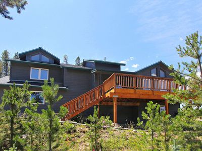 Photo for Looking Glass Lodge by WPLCo | True Mtn Home | Lots of Room | Private Hot Tub!