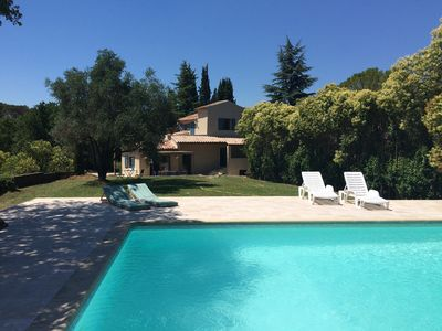 Photo for luxuriously renovated Provencal farmhouse