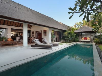 Photo for Deluxe 1 Bedroom Villa1 Near Seminyak Beach & Kudeta;