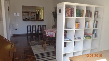 Apt Central Curitiba 90 m² - 2 Q. - WIFI - sleeps up to 6 - R $ 50 per person