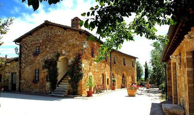 Photo for Characteristic Tuscan Retreat for families and couples in Val d'Orcia - Tuscany