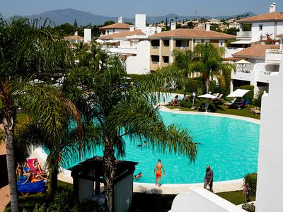 Photo for Cortijo del Mar - New Golden Mile - 2 bedroom apartment with huge terrace