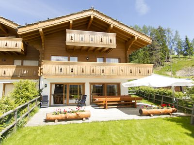 Photo for Crans Montana: charming Chalet