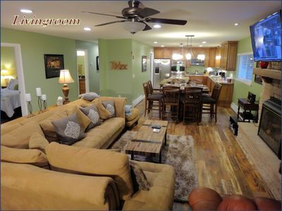 Photo for South Tahoe Gem Sleeps 12, Blocks to Beach, Minutes to Casinos and Ski Resorts