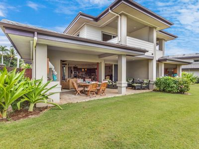 Photo for The Villages in Mauna Lani! Large Private Home Next to The Shops