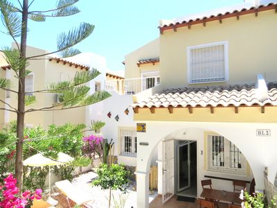 Photo for Top renovated holiday home with AC, Costa Blanca, Wi-Fi, Sat, Infrared heating