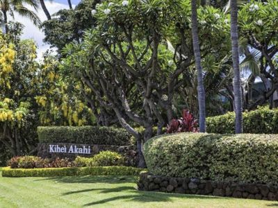 Photo for NEW LISTING * Prime location * C-518 Kihei Akahi across from Kamaole Beach II