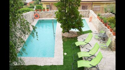 Photo for One bedroom Villa, sleeps 2 in La Llacuna with Pool and WiFi