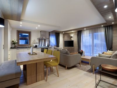 Photo for Le C Residence Apartments T3 Cabin A02