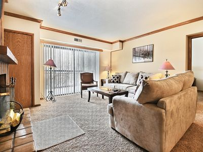 Photo for Main Street/Town Lift, Location, Comfort, Value, Pool, Hot Tubs, A/C, Fireplace