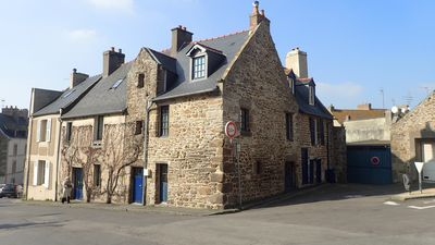 Photo for Town house 50 meters from the sea in Saint Malo