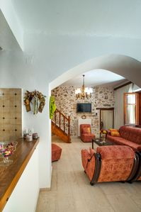 Photo for Maison de Basilic/Central in Old Town of Rethymno/House for a family