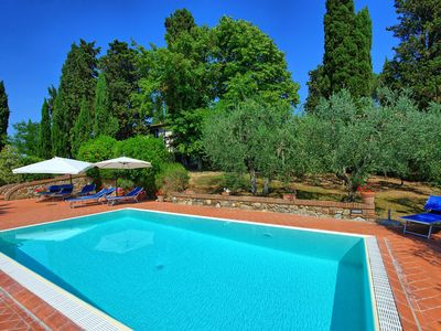 Photo for Villa in Castelfiorentino with 6 bedrooms sleeps 18