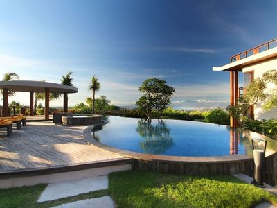 Photo for Huge Pool Villa Seaview 5BR