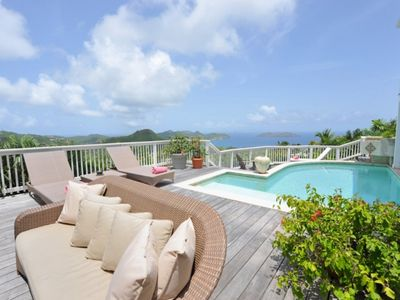 Villa Vagabond -  Ocean View - Located in  Magnificent Salines with Private Pool