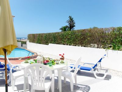 Photo for Vacation home Reihenhaus mit Pool (CLE203) in Colares - 6 persons, 3 bedrooms