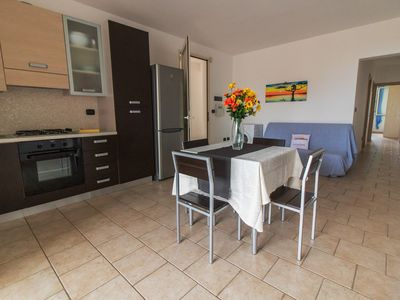 Photo for Sirena holiday home in Torre Pali a stone's throw from the beaches