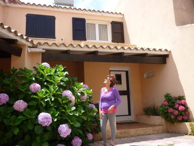 Photo for Santa Teresa Gallura: House / Villa - Santa Teresa GalluraHouse with garden