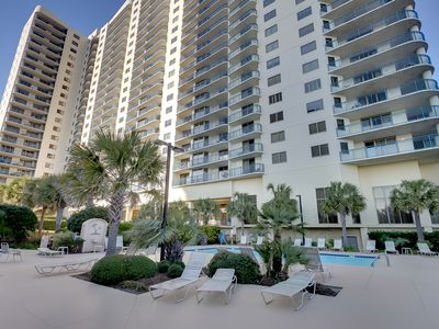 Photo for 2 Bedroom 2 Bath Penthouse at Brighton Tower at Kingston Plantation FREE WIFI