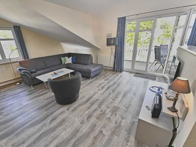 Photo for Villa Lily Cat. 3 - Villa Waterlily F700 WG 12 in DG with bathrooms balcony and fireplace