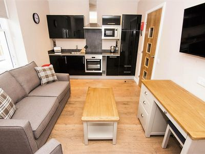 Photo for 1BR Cottage Vacation Rental in Shetland