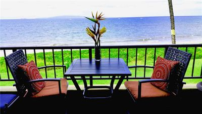Photo for Ocean Front Condo at Sugar Beach Resort. One bedroom, sleeps 2. #236