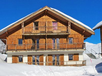 Photo for Apartment Les Chalets des Cimes (LTU132) in La Toussuire - 8 persons, 2 bedrooms
