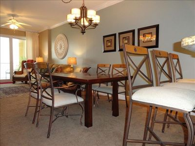 Photo for 9th Floor: Updated Decor, Cozy, Comfy & Warm. Large Balcony, Overlooking Gulf
