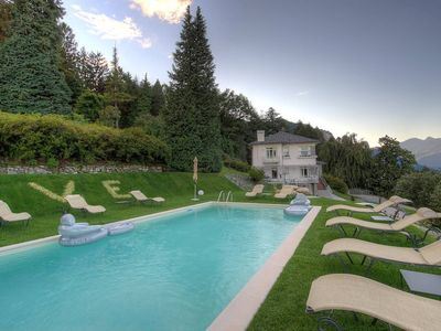 Photo for Luxury Italian Lakes villa
