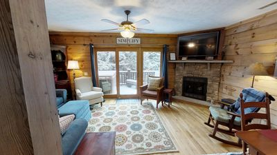 Photo for Loggers Run 23 - Ski In/Out, Hot Tub, Fireplace!!