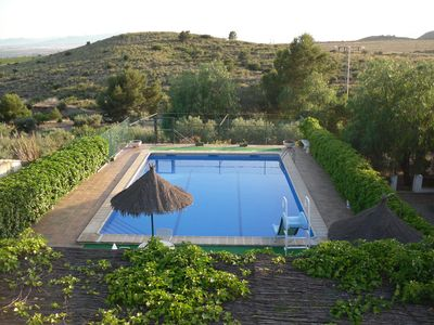 Photo for 3BR Cottage Vacation Rental in FUENTE ALAMO DE MURCIA