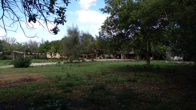 Photo for Independent guest area in beautiful finca