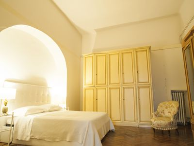 Photo for Large apartment in the city center in the Baroque building