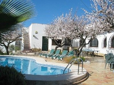 Photo for Stunning Villa. Totally Private Sun Trap Garden With Fabulous Views