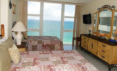 Photo for OCEAN FRONT WITH BALCONY-1/1 GEM ON THE BEACH(2 Units available-See Photo labels