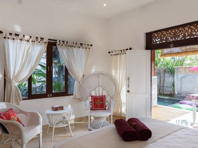 Photo for 2BR Villa Vacation Rental in Ubud, Bali