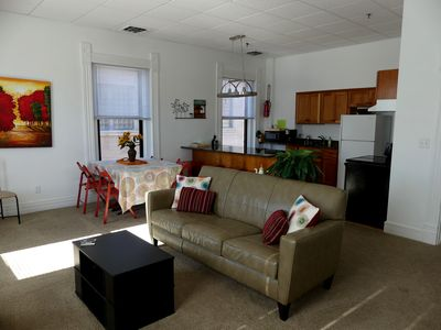 Photo for Great Two Bedroom Apartment in Historic Downtown Stillwater