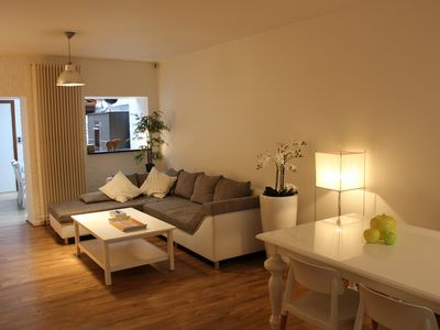 Photo for Modern 4 bedroom town house in Bruges city centre