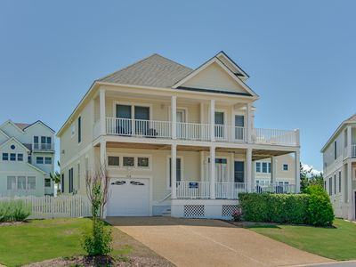Photo for Memories: 4 BR / 4 BA house in Corolla, Sleeps 12