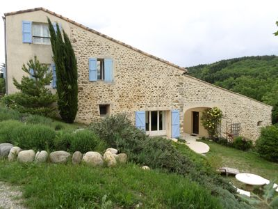 Photo for LARGE GITE IN PROVENCE THE CEDRES FARM VALLAURIS