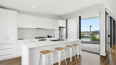 Photo for Ocean Views in Central Torquay - Premium townhouse living
