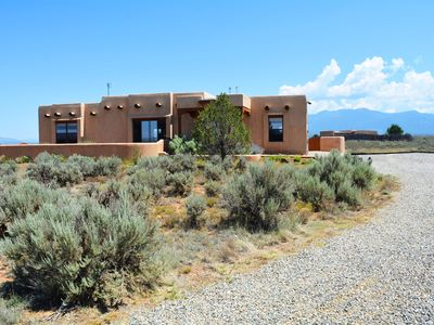 Photo for High Desert Magnificent Views on 5 Acres Fiber Optic Highspeed Wifi