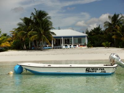Photo for 3BR House Vacation Rental in Casuarina Point, Abaco